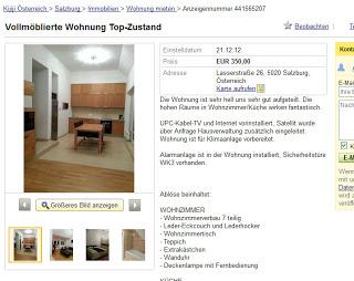 informationen ber wohnungsbetrug informations about rental scam seite 374. Black Bedroom Furniture Sets. Home Design Ideas